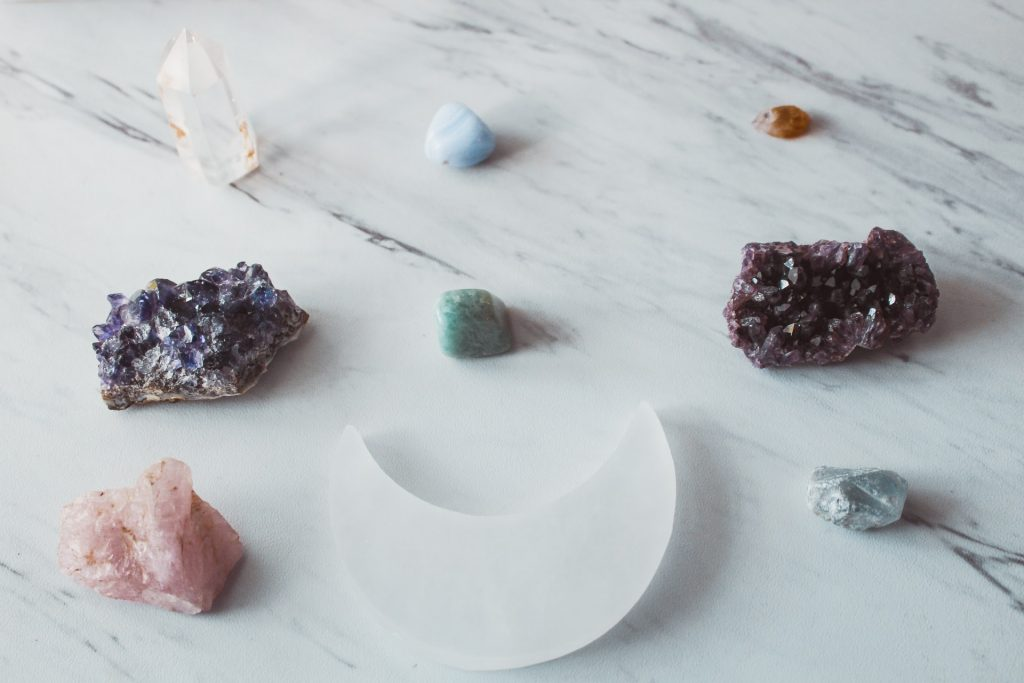 Crystals For Anxiety Can Help With Mental Health